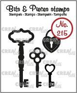 Прозрачни печати №215 - Crealies