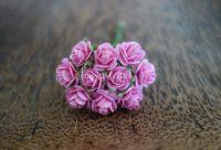 Рози, розови, 10мм