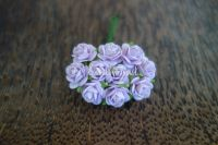 Рози, светлолилави, 10мм