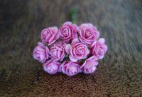 Рози, розови, 15мм