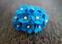Цветенца, небесносини, 15 мм