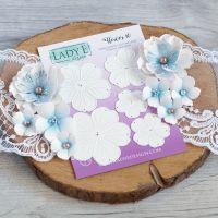 """Щанци за изрязване """"Flower 010"""", Lady E Design"""