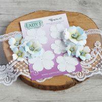 """Щанци за изрязване """"Flower 012"""", Lady E Design"""