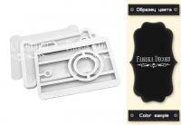 "Шейкър комплект ""Фотоапарат"" - черен цвят, Fabrika Decoru"