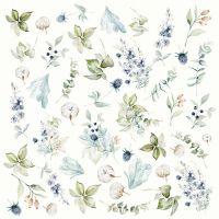 """Дизайнерски лист хартия """"Arctic Winter"""" -8 - 30.5см, Craft&You Design"""