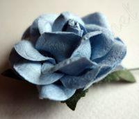 Синя роза, 50 мм