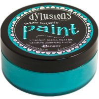 Акрилна боя Dylusions - Vibrant Turquoise