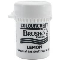 Сух пигмент Brusho Crystal - Lemon