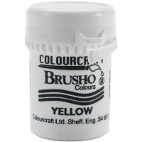Сух пигмент Brusho Crystal - Yellow