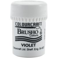 Сух пигмент Brusho Crystal - Violet