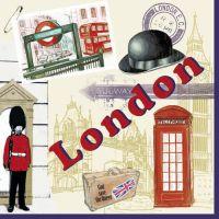 "Салфетки ""Лондон"", 20бр."