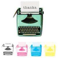"""Многопластови прозрачни печати """"Пишеща машина"""""""