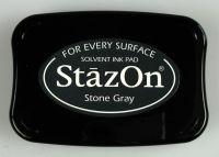 """StazOn мастило """"Stone Grey"""""""