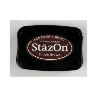 "StazOn мастило ""Timber Brown"" - 8см х 5см"