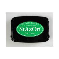 """StazOn мастило """"Eden Green"""" - 8см х 5см"""