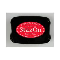 """StazOn мастило """"Cherry Pink"""" - 8см х 5см"""