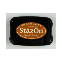 "StazOn мастило ""Saddle Brown"""