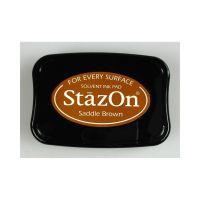 """StazOn мастило """"Saddle Brown"""" - 8см х 5см"""
