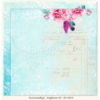 """Дизайнерски лист хартия """"Мечта """"-4- 30.5см, Lemoncraft"""