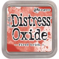 """Дистрес оксид мастило """"Fired Brick"""""""