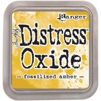 """Дистрес оксид мастило """"Fossilized Amber"""""""