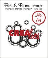 Прозрачен печат №69 - Crealies