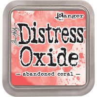 "Дистрес оксид мастило ""Abandoned Coral"""