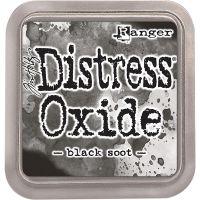 """Дистрес оксид мастило """"Black Soot"""""""