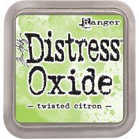 """Дистрес оксид мастило """"Twisted Citron"""""""