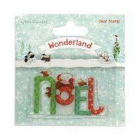 """Дизайнерски печат """"Wonderland - снежен човек"""", Helz Cuppleditch"""