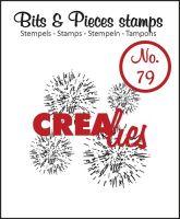 Прозрачен печат №79 - Crealies