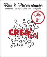 Прозрачен печат №81 - Crealies