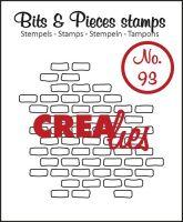 Прозрачен печат №93 - Crealies