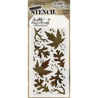"Стенсил ""Autumn"", Tim Holtz"