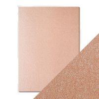 "Перлен картон ""Blushing Pink"", 5л., А4, 250гр."