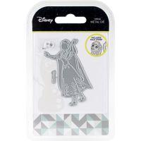 """Комплект щанца за изрязване и печат """"Анна"""", Disney"""