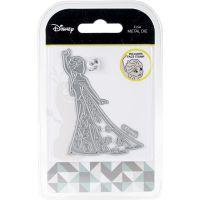 """Комплект щанца за изрязване и печат """"Елза"""", Disney"""