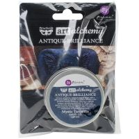 Паста - Art Alchemy Antique Brilliance Wax - Mystic Turquoise
