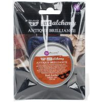 Паста - Art Alchemy Antique Brilliance Wax - Red Amber