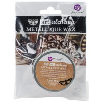 Паста - Art Alchemy Metallique Wax - Aged Brass