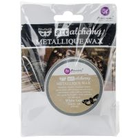 Вакса - Art Alchemy Metallique Wax - White Gold