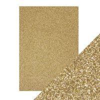 """Брокатен картон """"Gold Dust"""", 5л., А4, 250гр."""