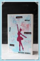 """Дизайнерски стикери с надписи """"Любов"""" на прозрачен фон"""