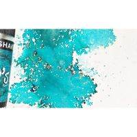 Lindy's Stamp Gang Magical Shaker Time Travel Teal