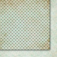 "Дизайнерски лист хартия ""Красив ум"" - 6, 30.5х30.5см, GP"