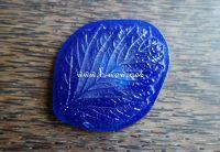 """Молд """"Листо на ягода"""", 6.5см×5.5см"""