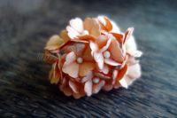 Цветя, праскова, 20мм