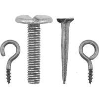 Комплект метални елементи за декорация - 55бр., Idea-Ology
