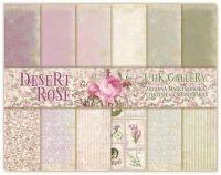 "Дизайнерски комплект хартии ""Desert Rose"", 30см, UHK Gallery"