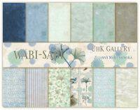 """Дизайнерски комплект хартии """"Wabi-Sabi"""", 30см, UHK Gallery"""